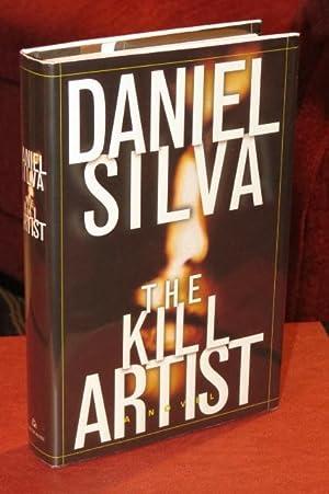 The Kill Artist: Silva, Daniel