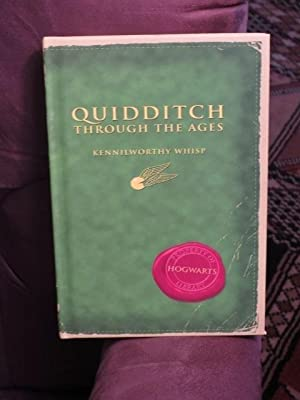 Harry Potter - Quidditch Through The Ages: Rowling, J.K.
