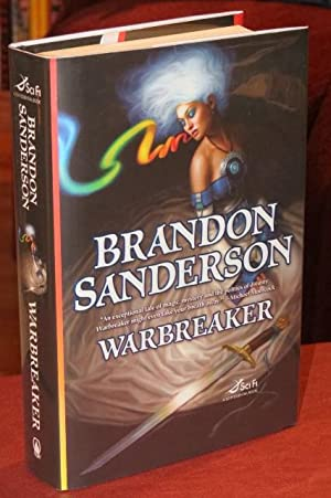 Warbreaker: Sanderson, Brandon