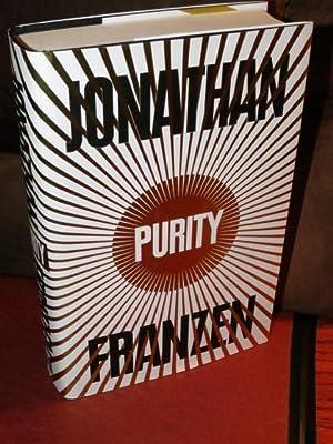 "Purity "" Signed "": Franzen, Jonathan"
