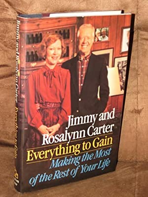 "Everything To Gain "" Signed "": Carter, Jimmy &"