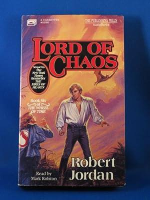 Lord of Chaos: Jordan, Robert