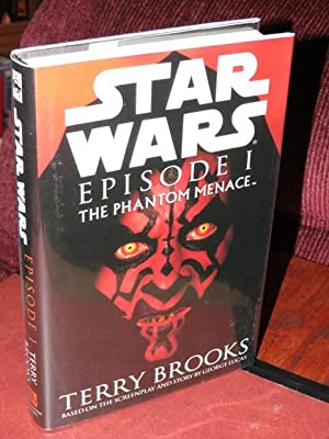 "Star Wars - The Phantom Menace "": Brooks, Terry &"