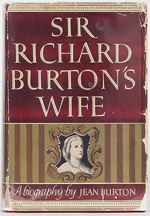 Sir Richard Burton's Wife: Burton, Jane