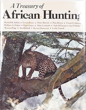 A Treasury of African Hunting: Barrett, Peter