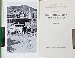 Western Arabia and the Red Sea: Anonymous