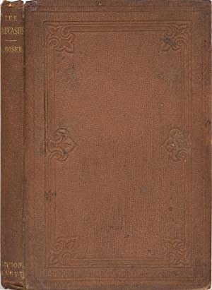 The Caucasus and Its People: Moser, L.