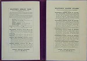 Albert Nyanza Sheet 86: Stanford, Edward
