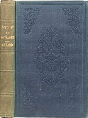 Account of Koonawur in the Himalaya: Lloyd, A & Gerard, A.