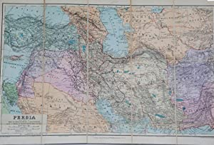 Persia with parts of the Surrouding Countries: Stanford, E.