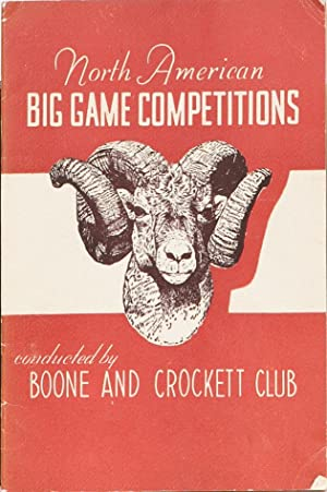 North American Big Game Competitions: Boone & Crockett