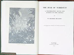 The Duab of Turkestan: Rickmers, W.