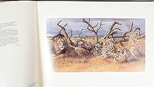 Gary R Swanson's World of Wildlife Paintings: Swanson, Gary