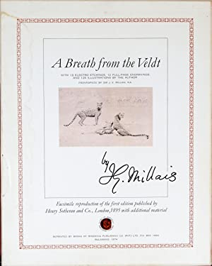 A Breath from the Veldt: Millais, John Guille
