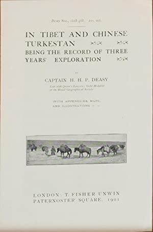 In Tibet and Chinese Turkestan: Deasy, Capt. H.