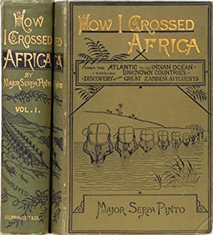 How I Crossed Africa: Pinto, Major Serpa