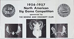 1956-1957 North American Big Game Competitions
