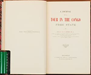 A Journal of a Tour in the Congo Free State: Dorman, Marcus