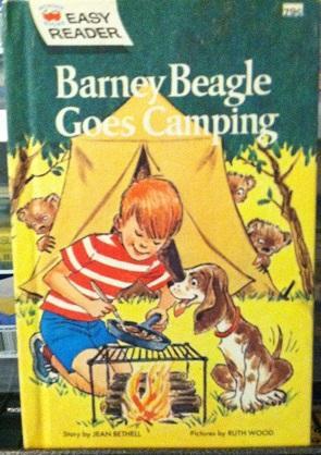 Barney Beagle Goes Camping: Jean Bethell