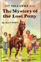 The Tollivers and the Mystery of the Lost Pony: Alan Stone