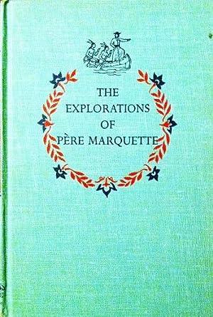 The Explorations of Pere Marquette: Jim Kjelgaard