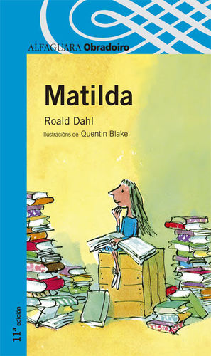 MATILDA- OBRADOIRO: DAHL, ROALD
