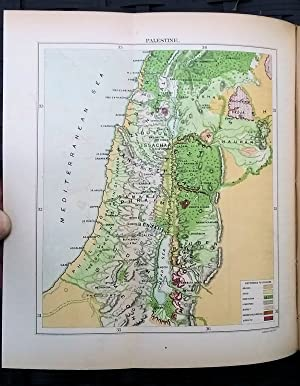 SINAI AND PALESTINE IN CONNECTION WITH THEIR HISTORY: Stanley, Arthur Penrhyn