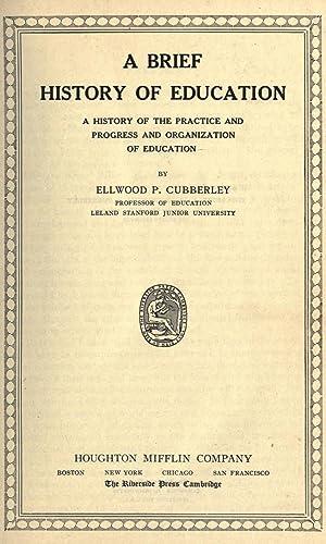 ellwood p cubberley