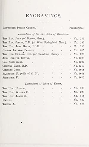 A genealogical memoir of the Lo-Lathrop family: Huntington, E. B.