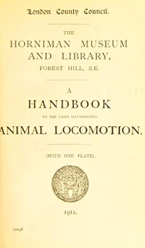 A handbook to the cases illustrating animal: Royal College of