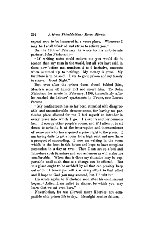 A Great Philadelphian: Robert Morris [Reprint] Volume: Oberholtzer, Ellis Paxson