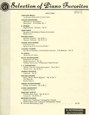 Bridal chorus from the opera Lohengrin [Reprint]: Wagner, Richard, 1813-1883,Löw,