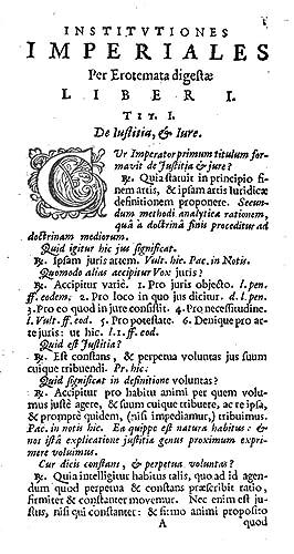 Johannis Arn. Corvini . Enchiridium; seu Institutiones: Johannes Arnoldus Corvinus
