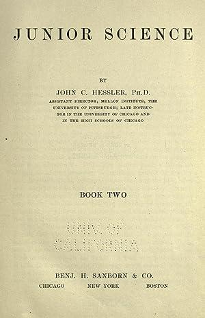 Junior science (Volume: 2) [Reprint]: Hessler, John C.