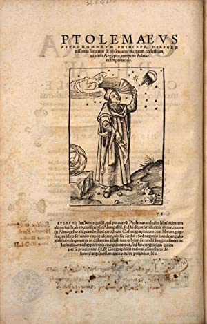 Geographiae Claudii Ptolemaei Alexandrini, philosophi ac Mathematici: Claudius Ptolemaeus