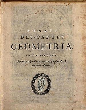 Geometria, a Renato Des Cartes anno 1637: Rene Descartes