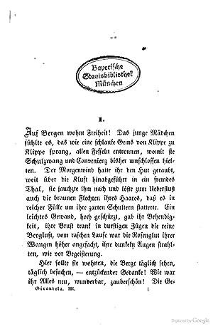 Girandola : Novellen (1856) [Reprint]: Guseck, Bernd von