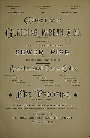 Gladding, McBean (Volume: 22) [Reprint]