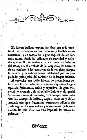 Gramatica italiana redactada con presencia de cuantas: Luis Bordas