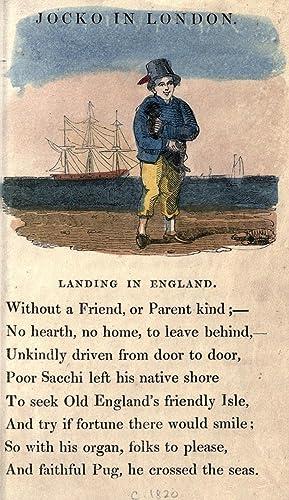 Jocko in London [Reprint]