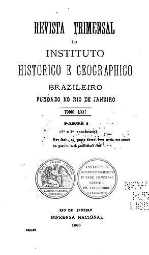 Estatutos do Instituto historico e geographico brasileiro: Instituto Histà rico