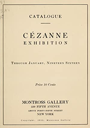 CÃ zanne exhibition : through January, nineteen: CÃ zanne, Paul,