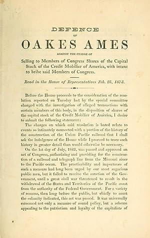 Oakes Ames - AbeBooks