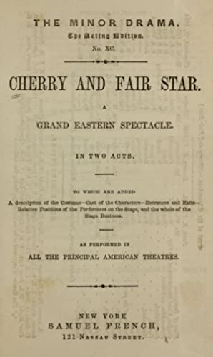 Cherry and fair star : a grand: Aulnoy, Madame d'
