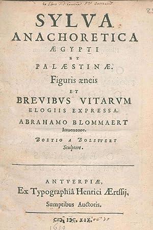 Sylva anachoretica Aegypti et Palestinae. Figuris aeneis: Bloemaert, Abraham