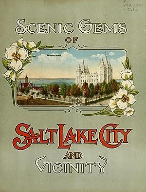 Scenic gems of Salt Lake City and: Souvenir Novelty Co
