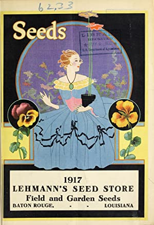 Seeds. 1917 / Lehmann's Seed Store, field: Lehmann's Seed Store,Henry