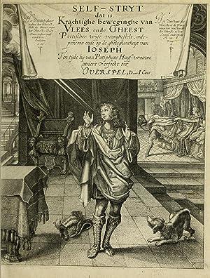 Self-stryt, dat is, Crachtighe bevveginghe van vlees: Cats, Jacob, 1577-1660,Cats,