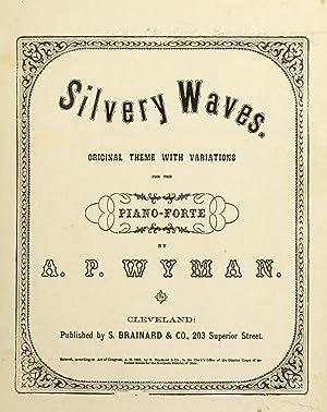 Silvery waves : original theme with variations: Wyman, Addison P.,