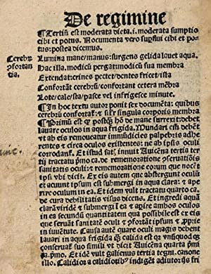 Regimen sanitatis Salerni (1513) [Reprint]
